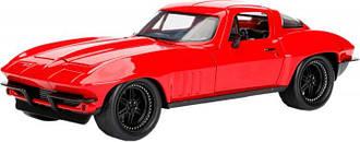 Машина металлическая Jada Форсаж Chevrolet Corvette (1966) 1:24 (253203010)