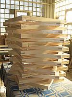 Рамы деревяные 60х70см для шелкографии
