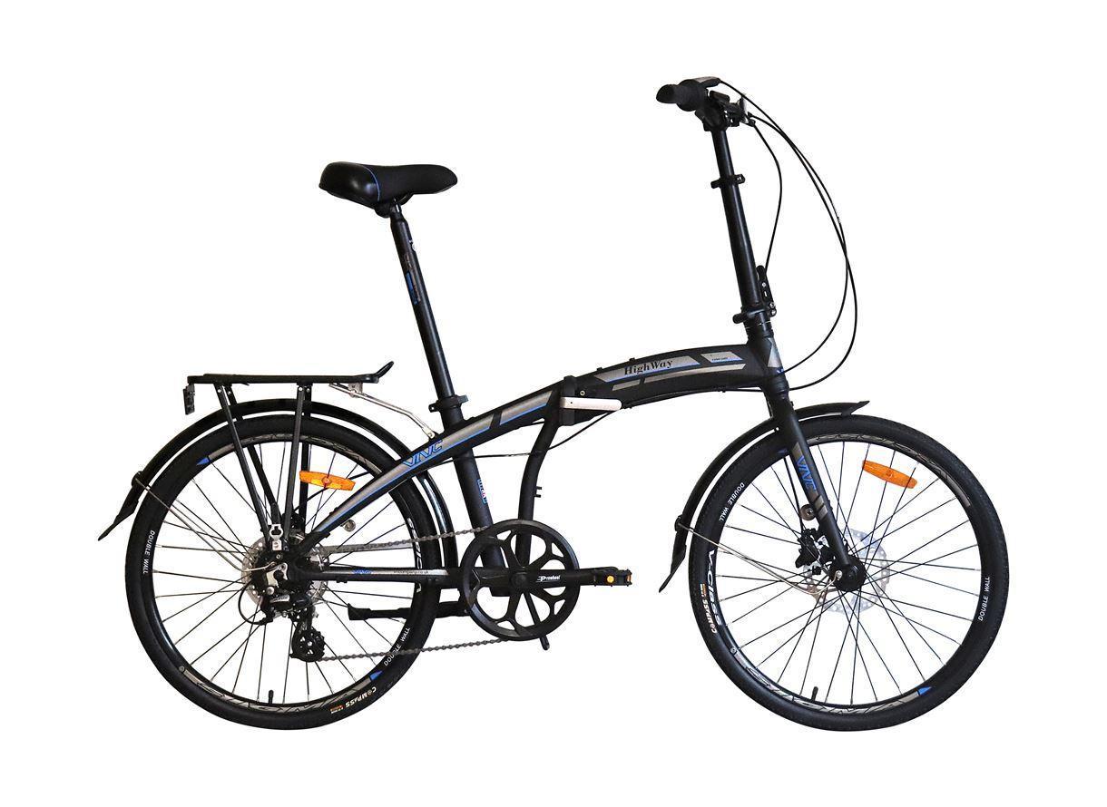"Велосипед VNC HighWay 24"" 2021 Blue M"