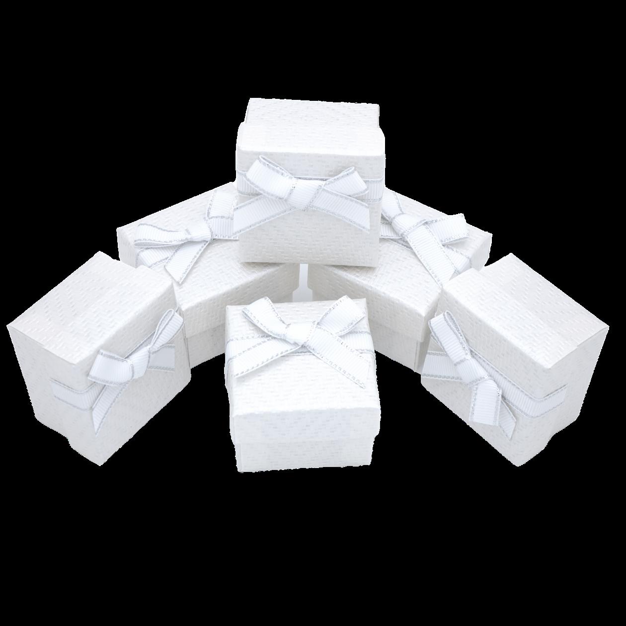 Подарочные коробки 50x50x35 Белый