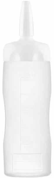 01376 Пляшка для соусу 350 мл (біла) Araven