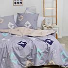 Комплект постельного белья Viluta ранфорс двуспальный 20106, фото 2