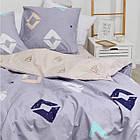 Комплект постельного белья Viluta ранфорс двуспальный 20106, фото 3