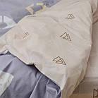 Комплект постельного белья Viluta ранфорс двуспальный 20106, фото 5