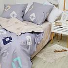 Комплект постельного белья Viluta ранфорс двуспальный 20106, фото 6