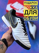 Футзалки Nike Tiempo X найк темпо футбольна взуття
