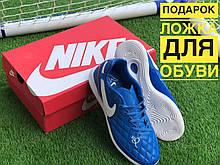 Футзалки Nike Tiempo Lunar Legend VII 10R IC / бампы найк темпо/футбольна взуття