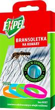 Браслет від комарів, що світиться в темряві WATERPROOF - Expel