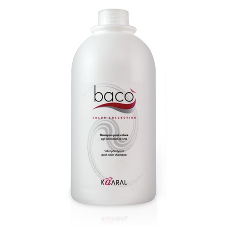 Kaaral BACO color collection Шампунь для окрашенных волос 1000 мл.