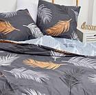 Комплект постельного белья Viluta ранфорс двуспальный 21144, фото 6