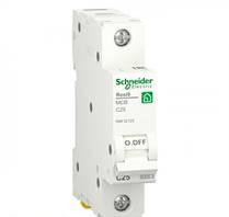 Автоматический выключатель RESI9 6kA 1р 25A C Schneider Electric