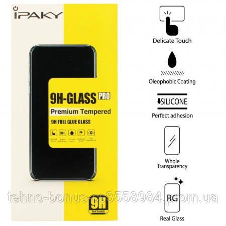 Захисне скло iPaky 5D Full Glue Protect для iPhone 7 / iPhone 8 / iPhone SE 2 (2020) - Black