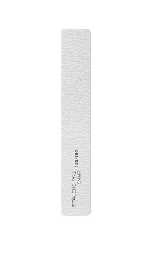 Staleks 31/10-NFB Пилка широка пряма мінеральна для нігтів Smart 150/180грит