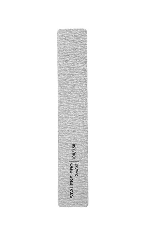 Staleks 31/8-NFB Пилка широка пряма мінеральна для нігтів Smart 100/150грит