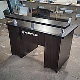 Письменный стол с ящиками и полкой V606, фото 3