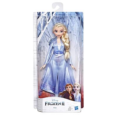 Кукла эльза frozen 2 холодное сердце hasbro