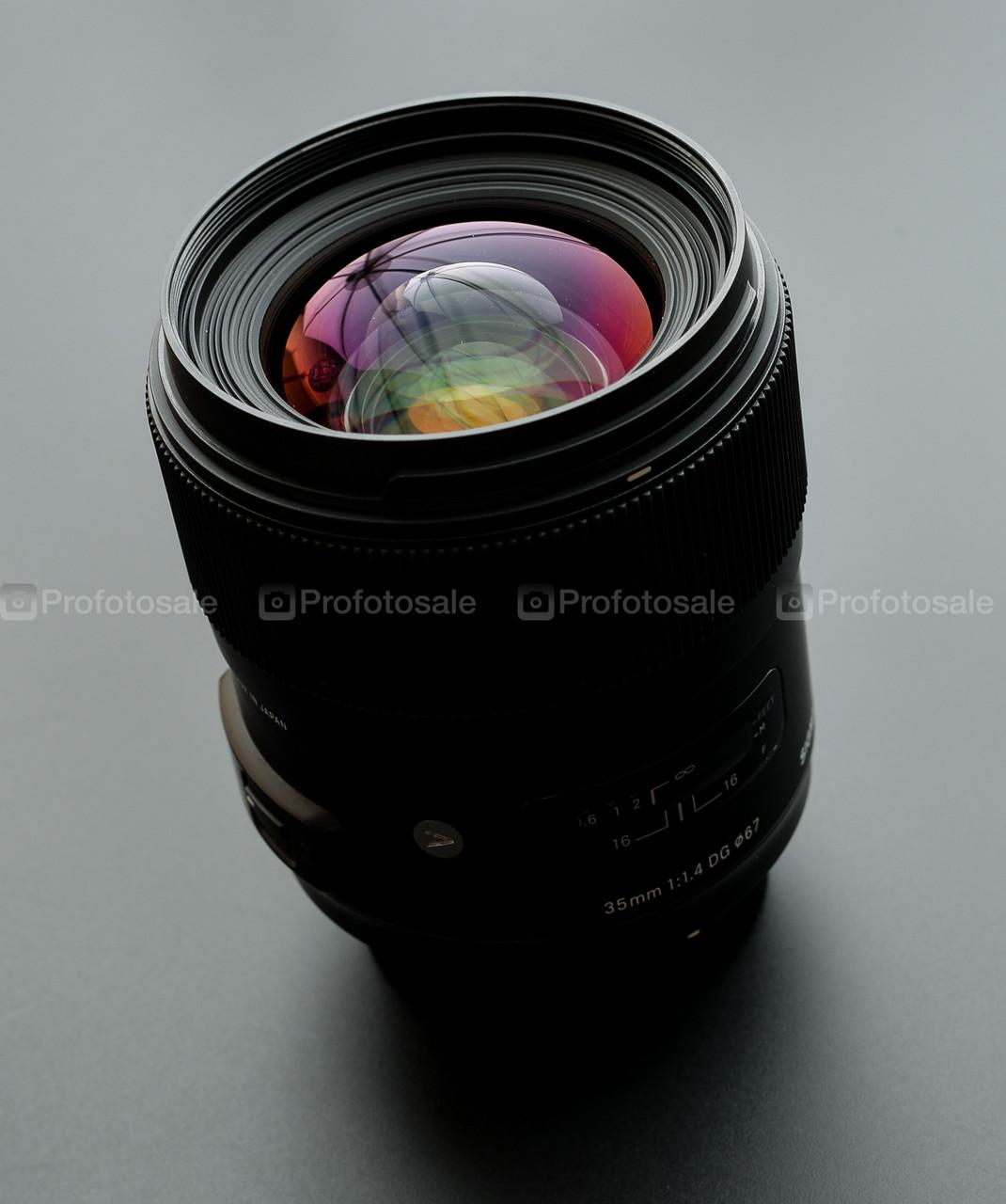 Об'єктив Sigma 35mm f/1.4 ART Nikon