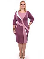 Платье женское Аврора,размеры 48-62,модель ДК 339