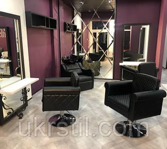 Комплект парикмахерской мебели Ambassador Lux