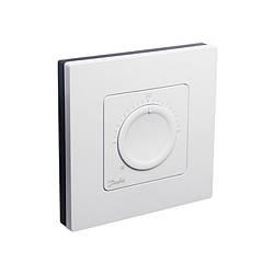 Кімнатний термостат Danfoss Icon Dial зовнішній (088U1005)