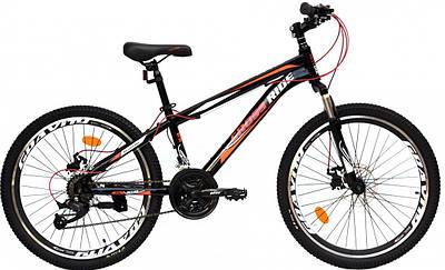 """Підлітковий велосипед 24"""" Crossride Skyline"""