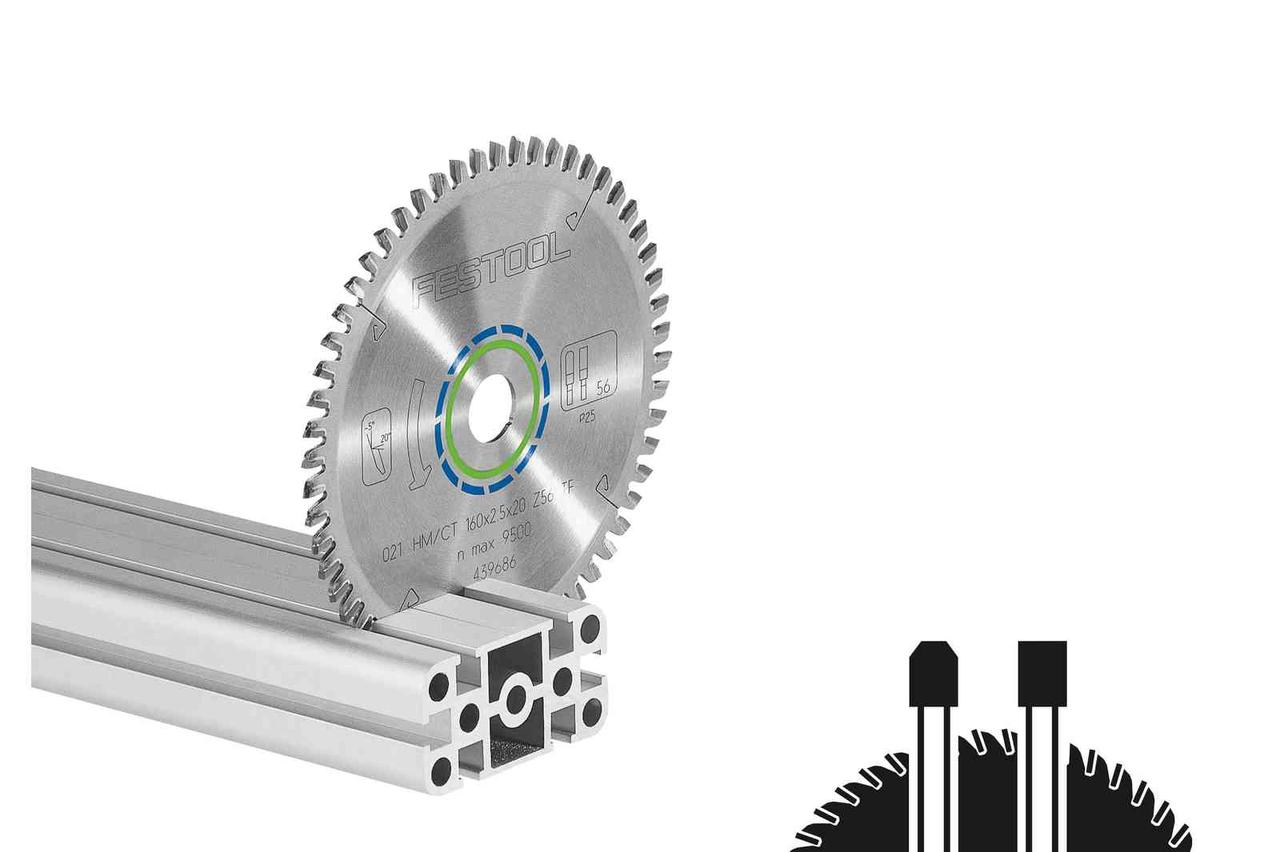 Пильный диск специальный HW 216x2,3x30 TF64