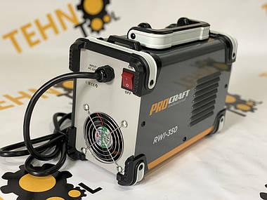 Інверторний зварювальний апарат Procraft industrial RWI350, фото 3