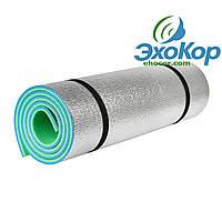 Коврик для туризма Карпаты фольгированный 1800*600*12 мм