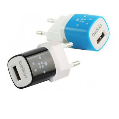 Зарядное устройство Belkin с 1 USB выходом + кабель Lightning, фото 2