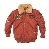 Детская куртка BOYS MAVERICK JACKET (Альфа Индастриз) Маверик, фото 1