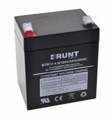 Аккумулятор свинцово-кислотный 12V 5.0Ah, фото 2