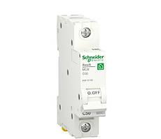 Автоматический выключатель RESI9 6kA 1р 50A C Schneider Electric
