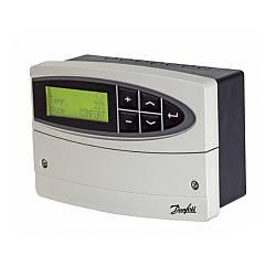 Електронний регулятор Danfoss ECL Comfort 230В без тимчасової програми (087B1261)