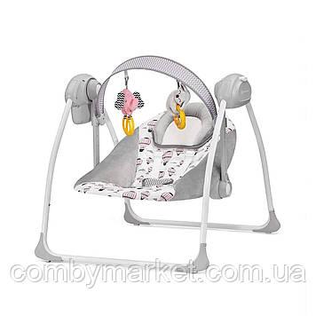 Кресло-качалка Kinderkraft Flo Pink (KKBFLOPINK0000)