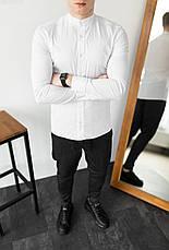 Чоловічий класичний комплект сорочка + штани Closer, фото 3