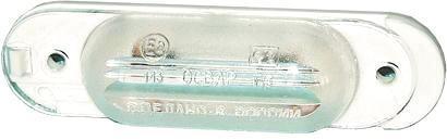 Ліхтар освітлення номерного знака ВАЗ 2104, 2105, 2107 (12.3717) ОСВАР