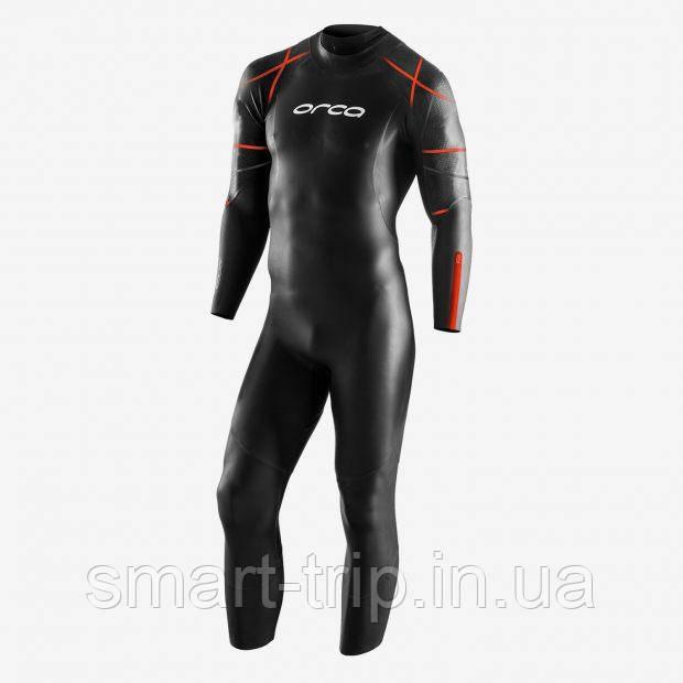 Гидрокостюм мужской для открытой воды Orca OPENWATER RS1 Thermal триатлон 7