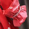 Платье для девочки красное 4845, фото 4