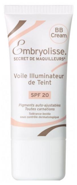 BB крем Эмбриолисс Embryolisse Artist Secret Complexion Illuminating Veil BB Cream SPF20 30мл