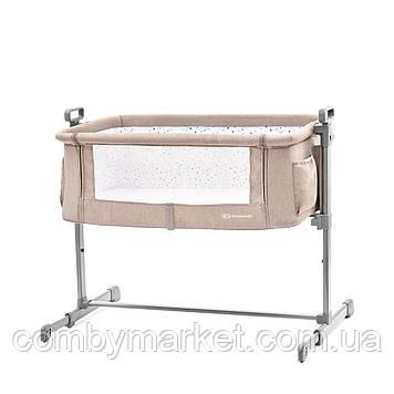 Приставная кроватка-люлька Kinderkraft Neste Beige (KKLNESTBEG0000)