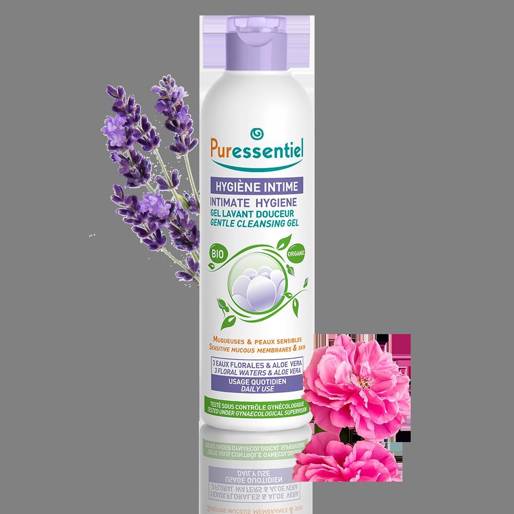 Органический гель для интимной гигиены Puressentiel Intimate Hygiene Certified Organic Personal Hygiene Gel