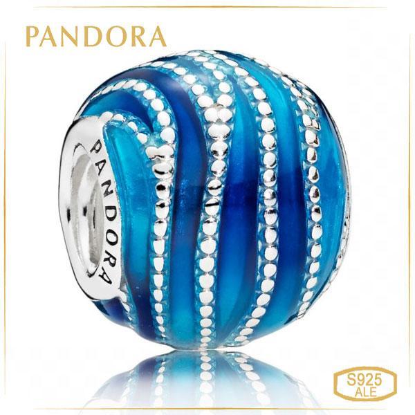 Пандора Шарм «Сині хвилі» Pandora 797012ENMX