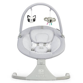 Кресло-качалка Kinderkraft Luli Gray (KKBLULIGRY0000)