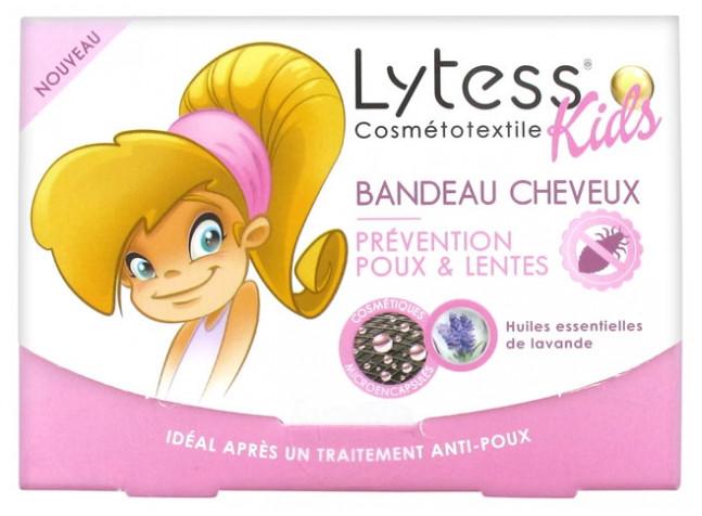 Повязка от вшей Lytess Kids Bandeau Cheveux Prévention Poux et Lentes
