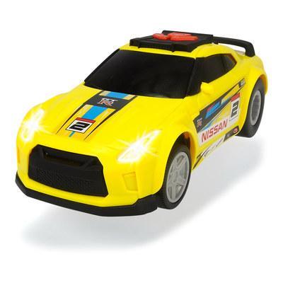 Машинка Dickie Toys Nissan GT-R рейсинговая з ефектами 26 см 3764010
