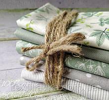 Набір тканини для рукоділля з 5шт.