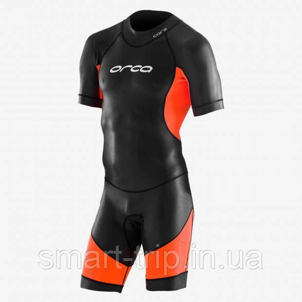 Гидрокостюм мужской для открытой воды Orca Openwater Core Swimskin Perform триатлон 8