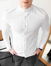 Чоловічий класичний комплект сорочка + штани Closer, фото 2