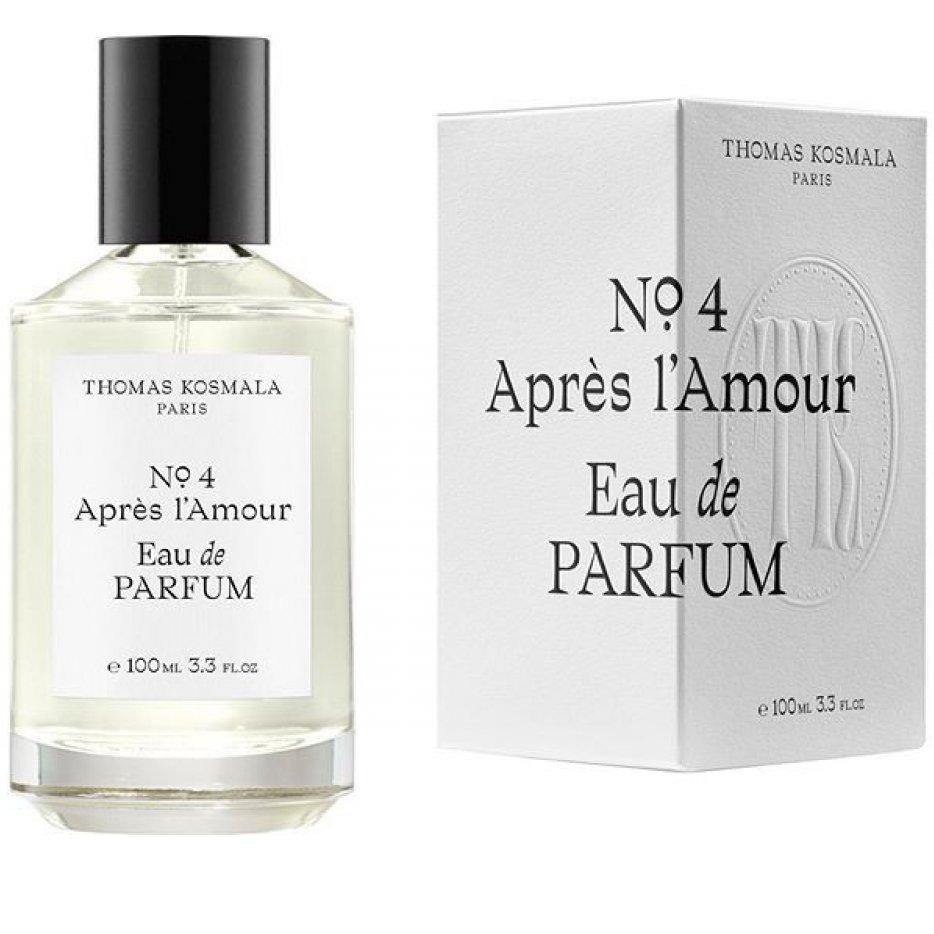 Жіночі парфуми, оригінал Thomas Kosmala No 4 Apres l'amour