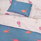 Комплект постельного белья Viluta ранфорс подростковый 19007, фото 2